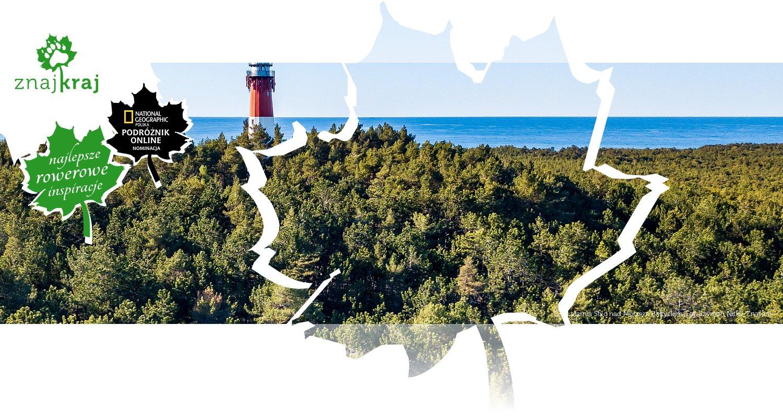Latarnia Stilo nad Morzem Bałtyckim