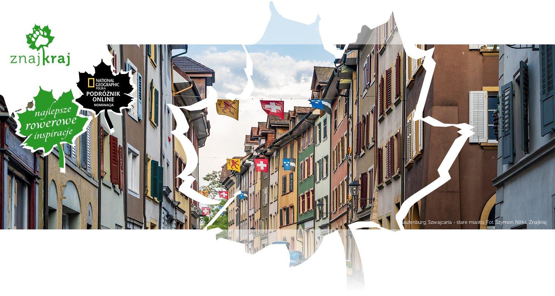 Laufenburg, Szwajcaria - stare miasto