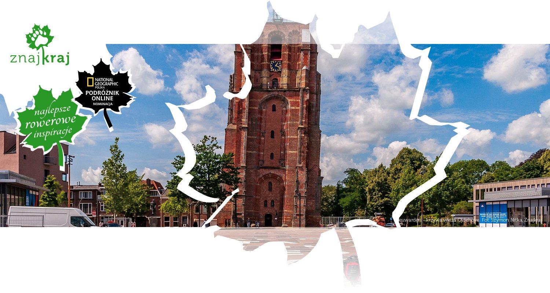 Leeuwarden - krzywa wieża Oldehove