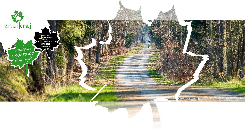 Leśna trasa rowerowa - Mierzeja Wiślana
