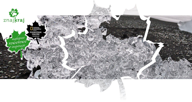 Lodowe klejnoty koło Jökulsárlón