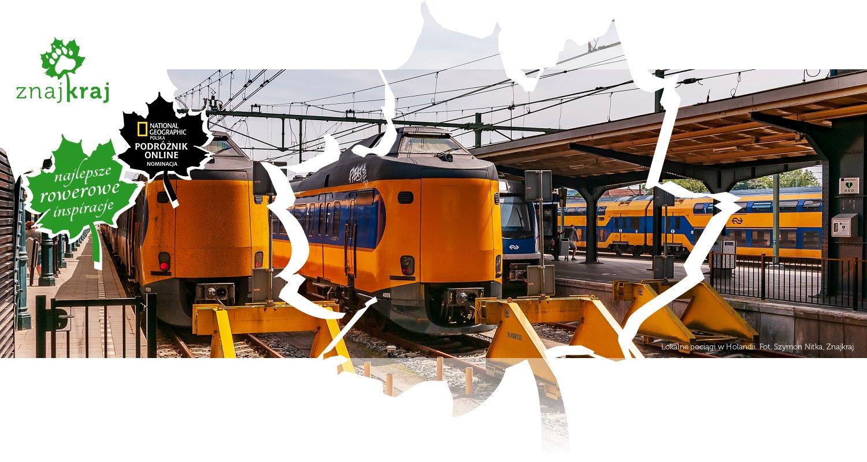 Lokalne pociągi w Holandii