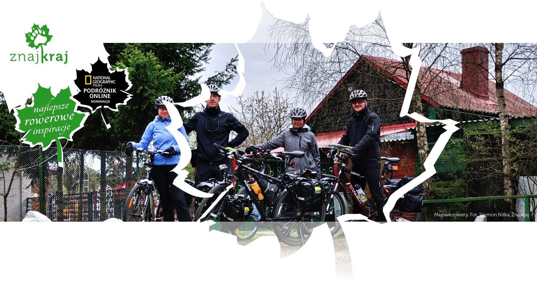 Majowe rowery