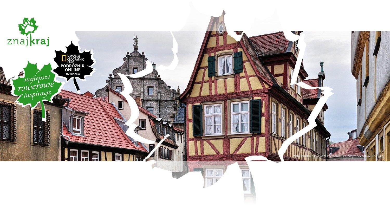 Malerwinkelhaus w Marktbreit
