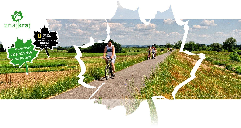 Małopolscy rowerzyści na trasie