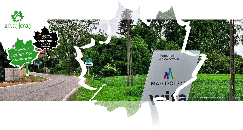 Małopolska wita w środku Małopolski