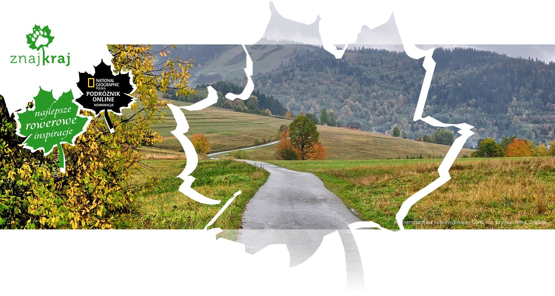 Malownicza trasa koło Węgierskiej Górki