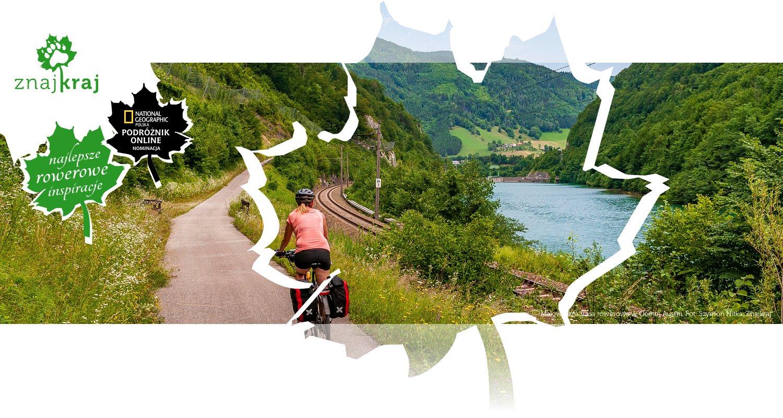 Malownicza trasa rowerowa w Górnej Austrii