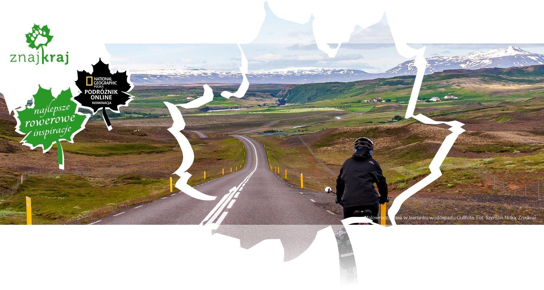 Malownicza trasa w kierunku wodospadu Gullfoss