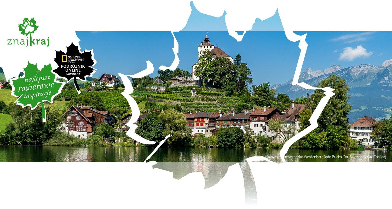 Malownicze miasteczko Werdenberg koło Buchs