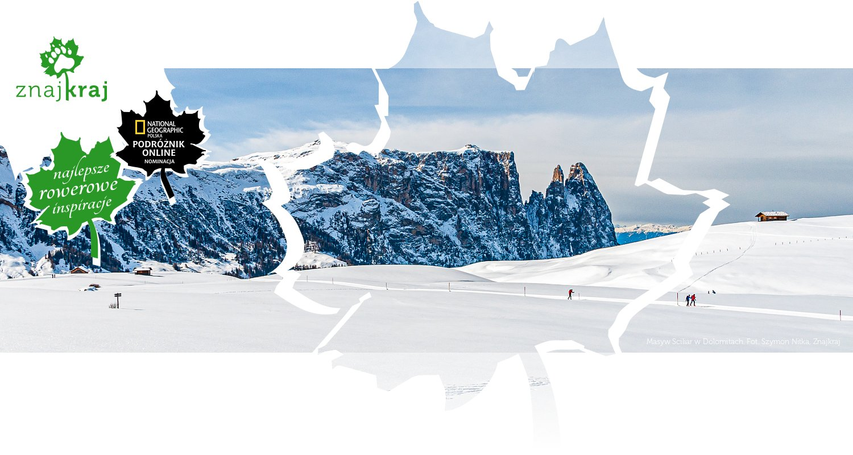 Masyw Sciliar w Dolomitach
