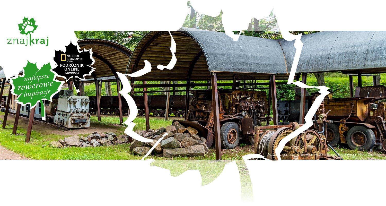 Maszyny górniczy w muzeum w Altenbergu