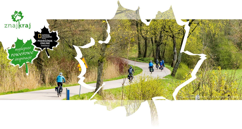 Mazurskie krajobrazy rowerowe