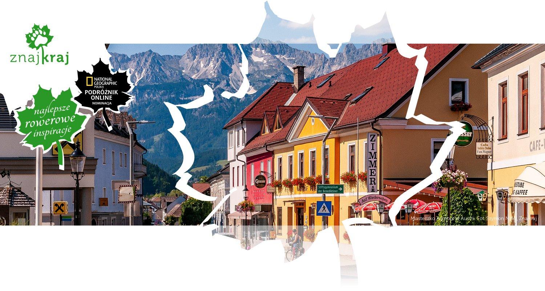 Miasteczko Admont w Austrii