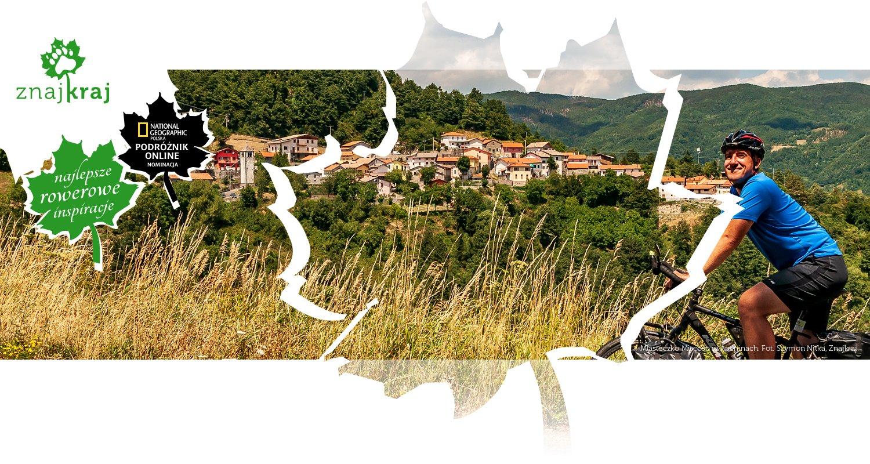 Miasteczko Miscoso w Apeninach