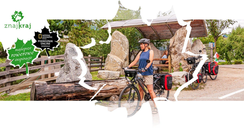 Miejsce postoju dla rowerzystów we Włoszech