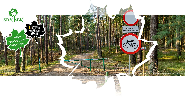 Mierzeja Wiślana - zakaz wjazdu dla rowerzystów