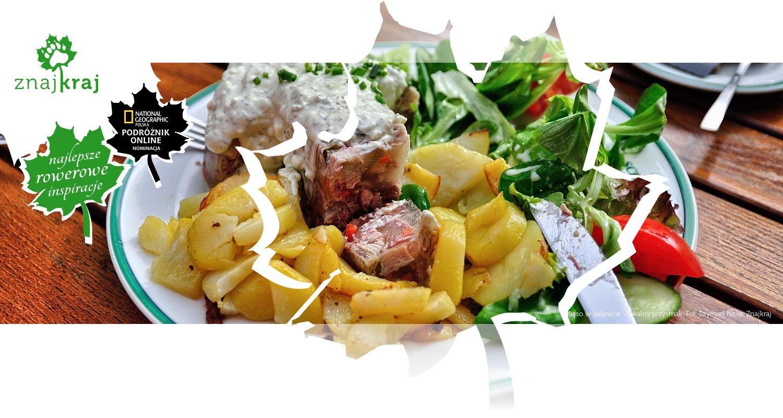 Mięso w galarecie - lokalny przysmak