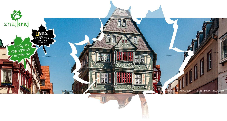 Miltenberg - pensjonat Zum Riesen