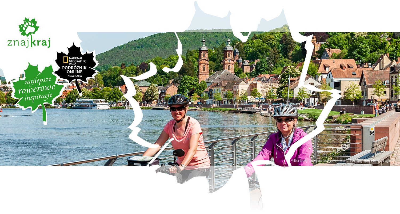 Miltenberg - rowerem wzdłuż Menu