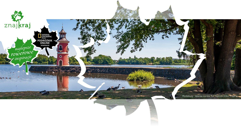 Moritzburg - latarnia morska