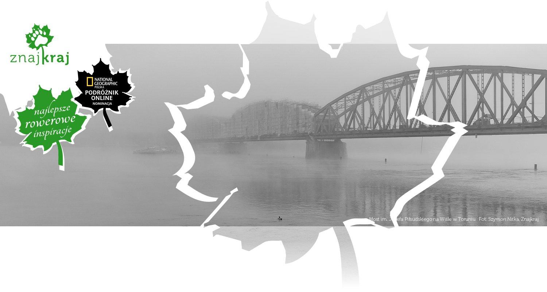 Most im. Józefa Piłsudskiego na Wiśle w Toruniu