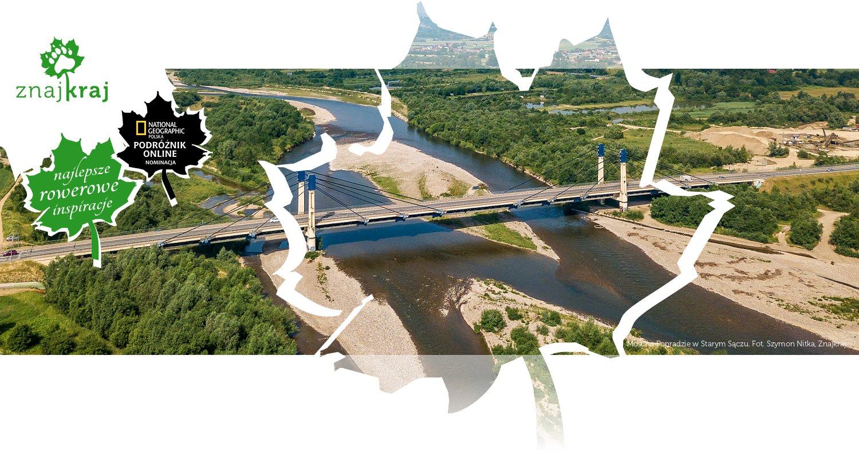 Most na Popradzie w Starym Sączu