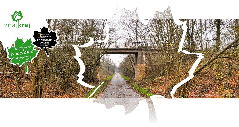 Most nad rowerową TPZ
