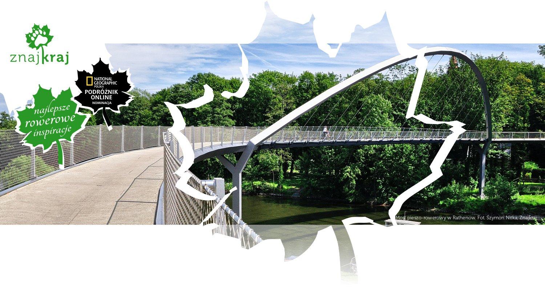 Most pieszo-rowerowy w Rathenow