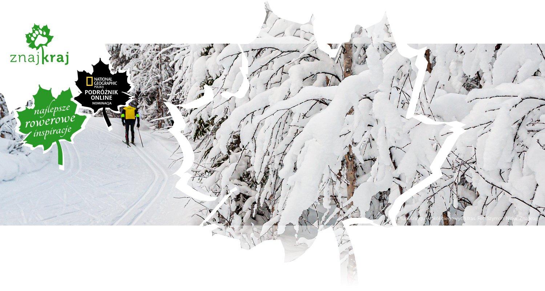 Multum śniegu wokół biegowych tras
