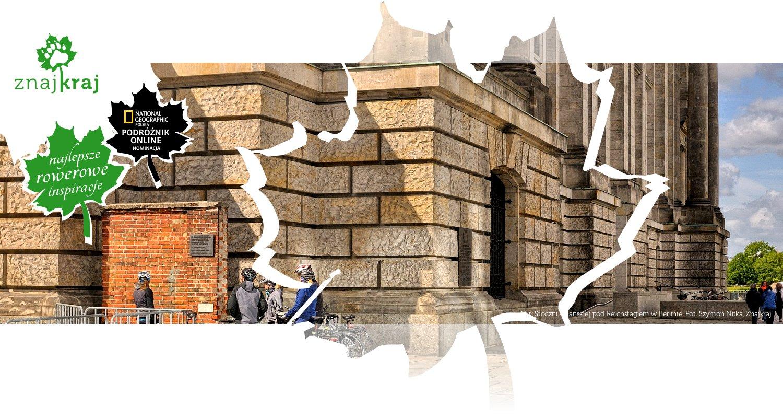 Mur Stoczni Gdańskiej pod Reichstagiem w Berlinie