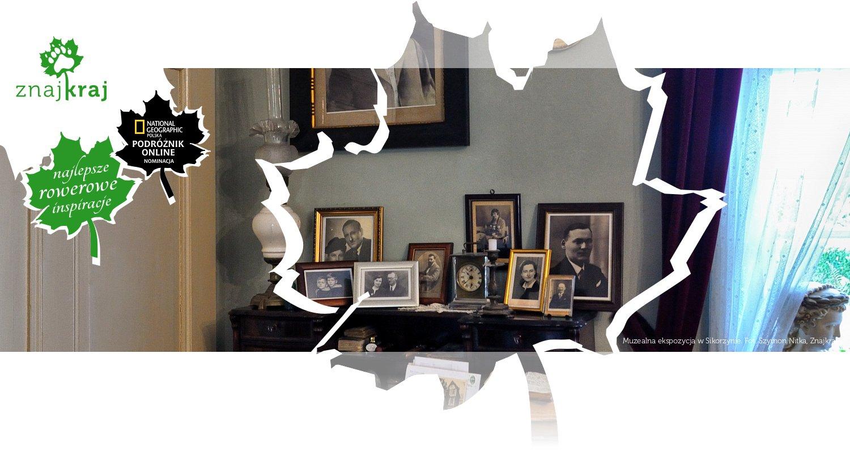 Muzealna ekspozycja w Sikorzynie