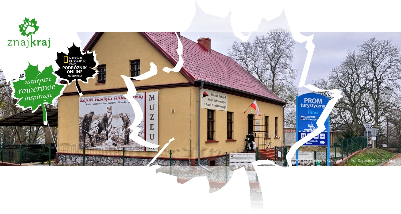 Muzeum wojsk inżynieryjnych Wojska Polskiego w Gozdowicach