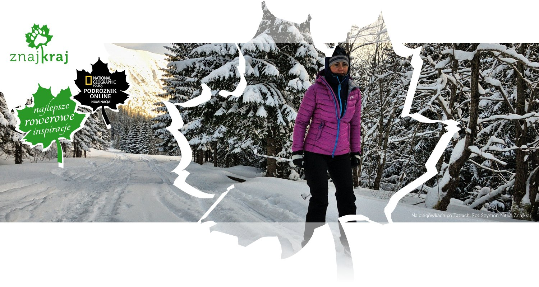 Na biegówkach po Tatrach
