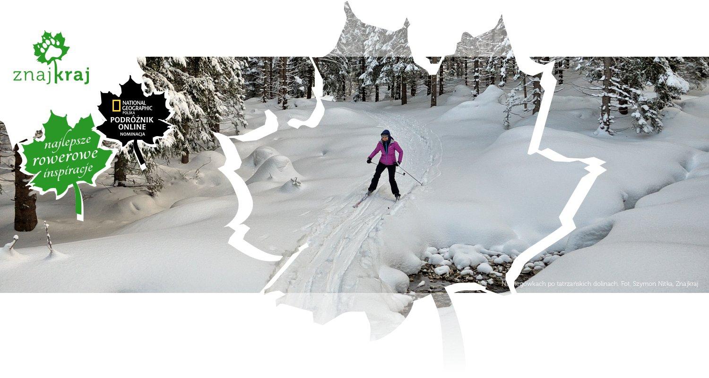 Na biegówkach po tatrzańskich dolinach