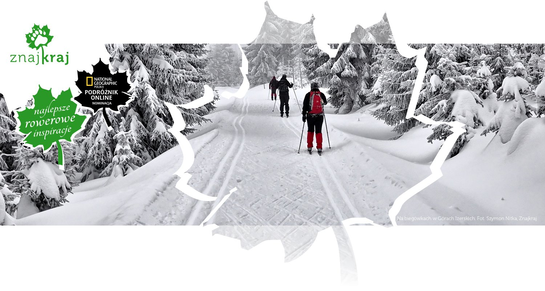 Na biegówkach w Górach Izerskich