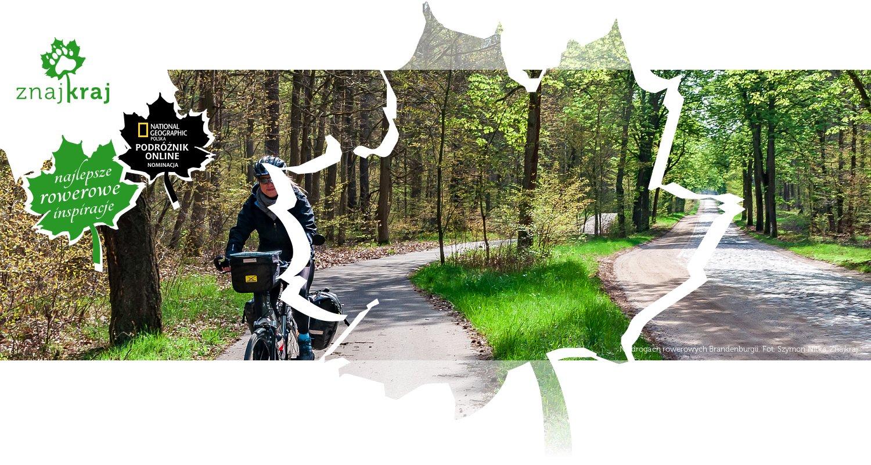 Na drogach rowerowych Brandenburgii
