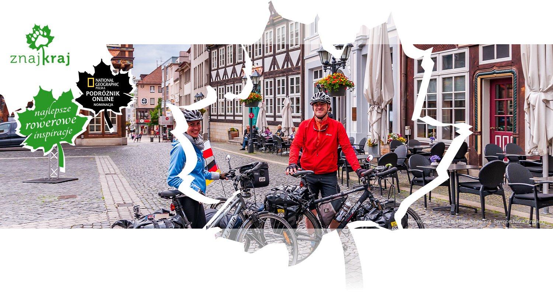 Na głównym placu w Hildesheim