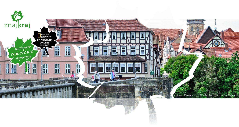 Na moście nad Werrą w Hann. Münden