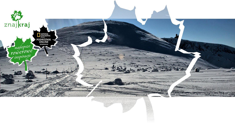 Na nartach biegowych przez Wielki Szyszak