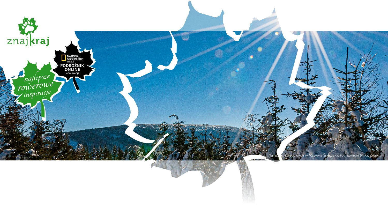 Na nartach biegowych w Masywie Śnieżnika