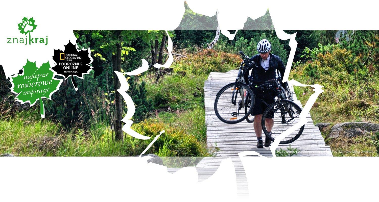 Na rowerach po Górach Izerskich...