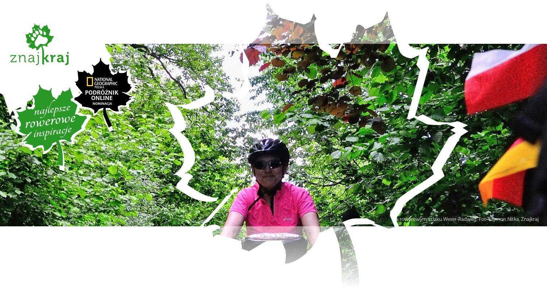 Na rowerowym szlaku Weser-Radweg
