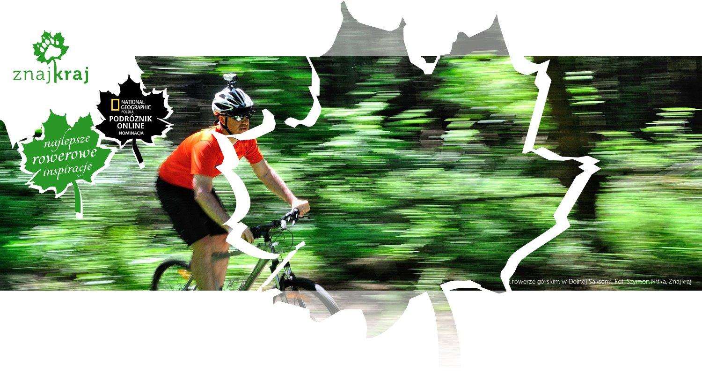 Na rowerze górskim w Dolnej Saksonii