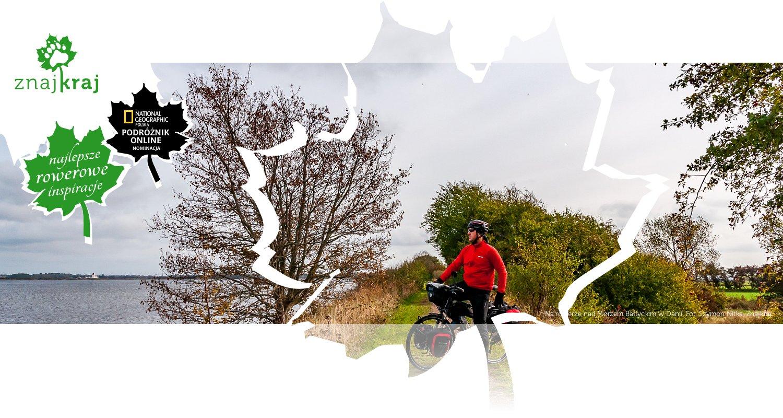 Na rowerze nad Morzem Bałtyckim w Danii