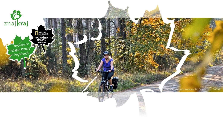 Na rowerze po jesiennych Kaszubach