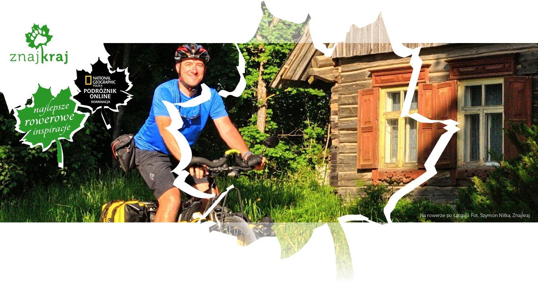 Na rowerze po Łatgalii