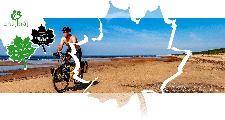 Na rowerze po łotewskim wybrzeżu Bałtyku