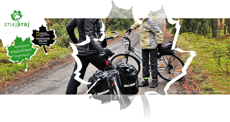 Na rowerze w Borach Tucholskich