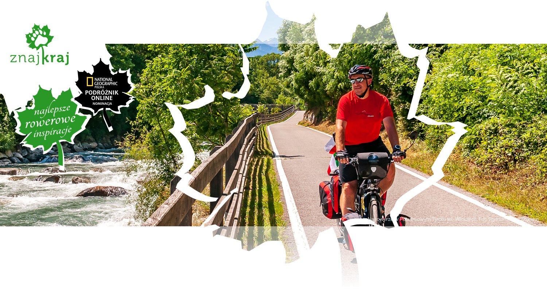 Na rowerze w Południowym Tyrolu we Włoszech